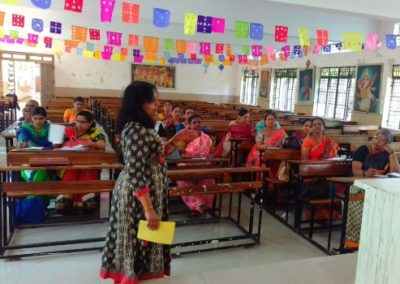 CSR project – Teacher Training